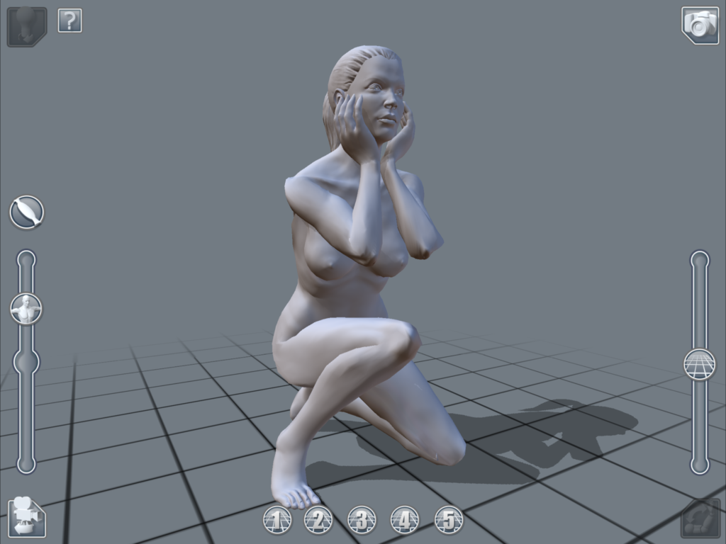 artpose-female