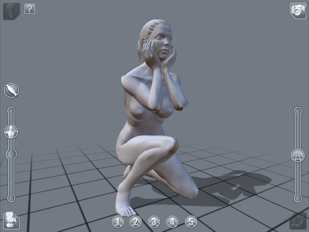 artpose-female