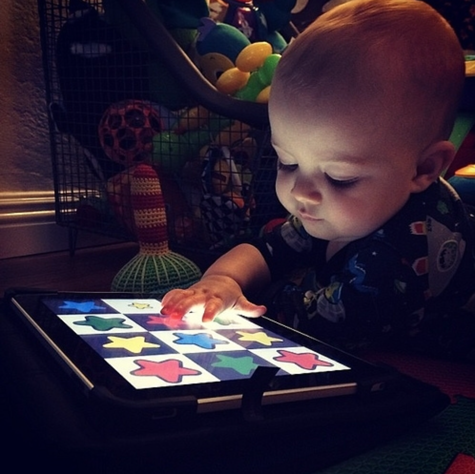preschool-education-and-ipad